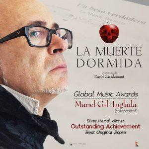 Manel Gil Global music awards